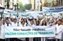 """Os médicos com """"medo"""" de Bolsonaro e a aposta de Pascal"""