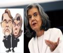 """Sabe qual é o """"lado positivo"""" do ministro Toffoli assumir a presidência do STF, Ministra Cármen Lúcia?"""