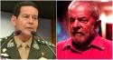 General Mourão detona Lula após carta infame (Veja o Vídeo)