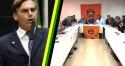 Para não perder benesses, dirigentes sindicais fecham contra Bolsonaro