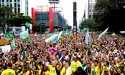 """O que a Globo não mostrou: """"Eu vim de graça"""" e """"#EleSim"""" levaram milhões às ruas (Veja o Vídeo)"""