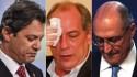 "Haddad, Ciro, Alckmin, Grande Mídia e Institutos de pesquisa entram em ""parafuso"""