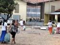 Datafolha é flagrado fazendo pesquisa na porta da cadeia (Veja o Vídeo)