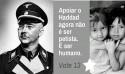 """Segundo o PT, quem não vota em Haddad """"não é ser humano"""""""