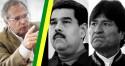 """""""Você só negocia com gente que tiver inclinações bolivarianas"""", diz Paulo Guedes sobre o Mercosul (veja o vídeo)"""