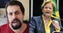 Ana Amélia manda recado direto para Boulos após ameaças (veja o vídeo)