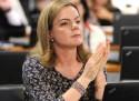 """Gleisi compara Moro com filme """"O advogado do Diabo"""" e diz que o cargo de ministro é """"político"""""""