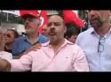 """Presidente da CUT opera """"robôs"""" e desafia a Justiça e opositores em cena patética (veja o vídeo)"""