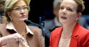 Covarde, Gleisi foge do debate com Ana Amélia (Veja o Vídeo)