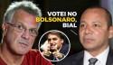"Bial tenta ""lacrar"" e toma invertida de pai de Neymar (Veja o Vídeo)"