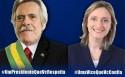 Maria do Rosário se autoproclama vice-presidente do Brasil