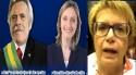 """Maluca do PT se autoproclama """"presidentA"""" da Câmara (Veja o Vídeo)"""
