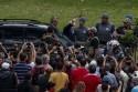 Lula faz política e é repreendido por Delegado da PF