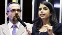Deputada que tripudiou sobre ex-ministro se dá mal com Weintraub (Veja o Vídeo)