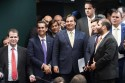 Bolsonaro e o consórcio anti-Brasil da Câmara dos Deputados