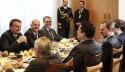 Café da manhã entre chefes dos 3 poderes reforça a aprovação das reformas