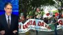 Com jogo de imagens e omissão de informações, Globo tenta fazer crescer os protestos da esquerda (Veja o Vídeo)