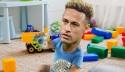 Neymar, as novas provas e as dificuldades de amadurecer com muito dinheiro e pouca idade (Veja o Vídeo)