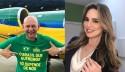 """Vai trabalhar na Cubavisión"": Luciano Hang sugere demissão de Raquel Sheherazade"
