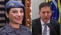 Deputada policial Katia Sastre diz, na cara de Glenn, que ele deveria sair preso da Câmara (veja o vídeo)