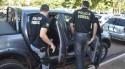 """PF prende mafiosos e recebe os cumprimentos de Moro: """"Brasil não deve ser refúgio para criminosos"""""""