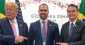 Eduardo Bolsonaro: um grande embaixador em Washington-DC (Veja o Vídeo)