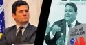 Covarde, presidente da OAB pede arrego no primeiro tranco de Sérgio Moro