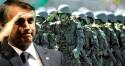 Bolsonaro assina decreto para o envio das Forças Armadas para promover INVASÃO DO BEM na Amazônia