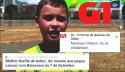 A ação indenizatória que o garoto poderá mover contra a Globo