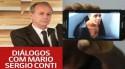 Conti, da Folha e Globo News, fala o que quer e revela o que não quer