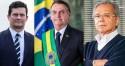 Pesquisa séria, com 63 mil entrevistas, aponta Bolsonaro com 75% de aprovação
