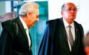 FLAGRANTE: Após voto de Rosa, Lewandowski abraça a ministra e Gilmar cumprimenta Kakay (Veja o Vídeo)