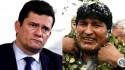 A influência das decisões de Sérgio Moro na queda de Evo Morales