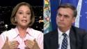 Eliane Cantanhêde se rende a Bolsonaro e antecipa a reeleição
