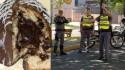 Moradores de bairro paulistano se organizam no Facebook e homenageiam policiais com panetones de Natal