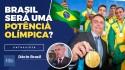 Governo Bolsonaro está investindo em novos talentos para transformar o Brasil em potência olímpica (veja o vídeo)