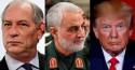 Ciro Gomes defende terrorista morto e critica EUA pelo ataque