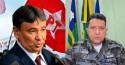 Governador petista demite comandante da PM que desafiou a bandidagem (veja o vídeo)