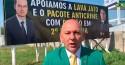 """Luciano Hang: """"Além das faixas nas praias também temos outdoors"""" (veja o vídeo)"""