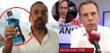 Weintraub chama Villa de boca de esgoto e diz que Dória tem tapete vermelho na Jovem Pan (veja o vídeo)