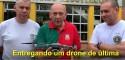 Luciano Hang doa drone de última geração para a Polícia Militar do RS (veja o vídeo)