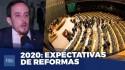 Deputado Paulo Ganime (Novo-RJ) aposta na aprovação das reformas (veja o vídeo)