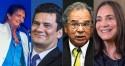 Depois de enaltecer o trabalho de Bolsonaro, Roberto Carlos elogia Moro, Guedes e Regina Duarte