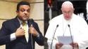 """Em memorável discurso, deputado faz sugestão ao Papa e manda um aviso: """"O Lula limpa o Banco do Vaticano"""" (veja o vídeo)"""