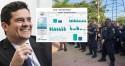 Cidade piloto de projeto de Moro tem redução de 76,2% nos homicídios em fevereiro