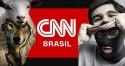 """Cuidado com a CNN Brasil: """"Que formosa aparência tem a falsidade!"""""""