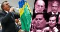 É hora de escolher de que lado você está: Com Bolsonaro e o governo ou com a Rede Globo, Maia, Alcolumbre e Gilmar…
