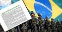 Estudo do Exército sobre o Covid-19 endossa posição de BOLSONARO sobre trabalhador informal e propõe inúmeras sugestões (veja a íntegra)