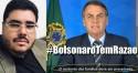 """Blogueiro lulista admite que Bolsonaro tem razão e pede """"intervenção"""" contra governadores e prefeitos (veja o vídeo)"""