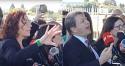 AO VIVO, Agora é Guerra: Batalhão de Deputados dispara contra a imprensa na saída do Alvorada (veja o vídeo)